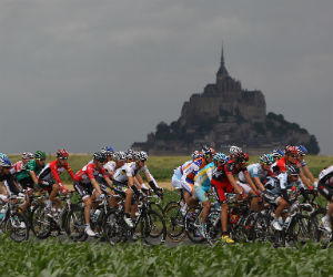 Mont Saint-Michel Tour de France 2016 Getty