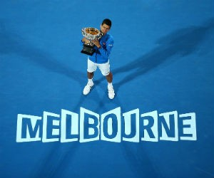Australian Open 2019 Novak Djokovic gokken bookmakers | Getty
