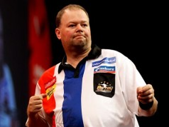 Raymond van barneveld UK Open Darts 2013