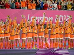 Hockey: Nederland favoriet Olympische Spelen 2016 Getty