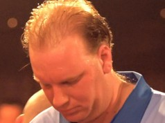 Van der Voort Dutch Darts Masters 2014 getty
