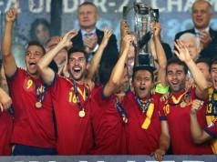 Spanje EK 2013 Getty