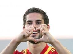 Isco Spanje EK 2013 getty