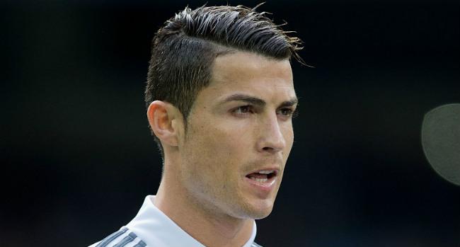 Cristiano Ronaldo Copa del Rey 2014 getty