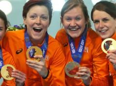 Gouden medailles Nederland Olympische Winterspelen 2014 medaillespiegel Getty