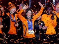 Medailles Ireen Wust Olympische Winterspelen 2014 Getty