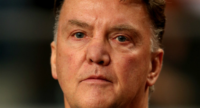 Feyenoord Louis van Gaal misschien nieuwe trainer Getty