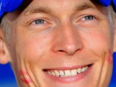 Parcours etappe Vuelta 2016 Robert Gesink getty