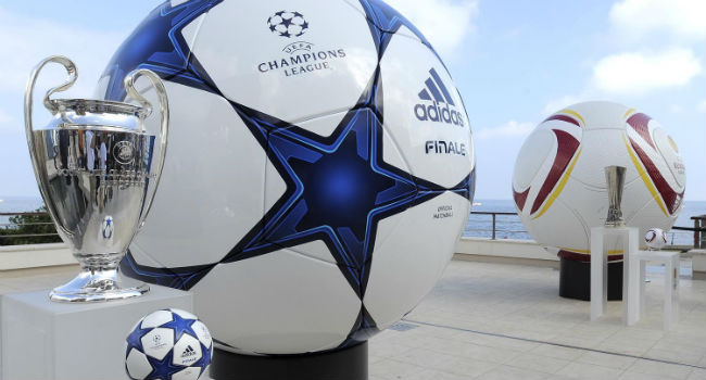 Loting Champions League Image: Loting Champions League Achtste Finale: Manchester City