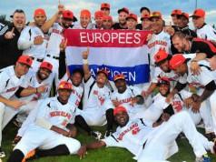 WK Honkbal Nederland Getty
