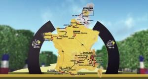 Tour de France 2016 parcours en etappes