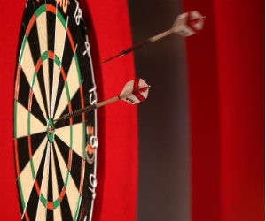 Voorspellingen darts - spelregels darten Getty