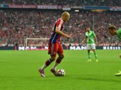 DFB Pokal halve finale Bayern München - Borussia Dortmund Getty