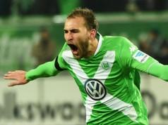 Bas Dost Wolfsburg getty