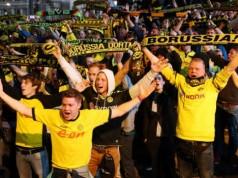 Duitse bekerfinale Borussia Dortmund - Wolfsburg Getty