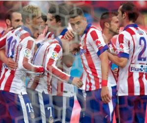 gokken Atletico Madrid Primera Division Getty
