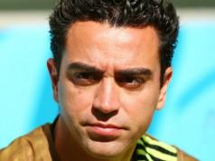 Xavi FC Barcelona Getty