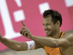 WK Beachvolleybal Reinder Nummerdor Getty