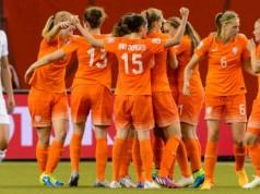 Zwitserland - Nederland OKT 2016 Vrouwenvoetbal Getty