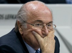 Sponsors willen Sepp Blatter FIFA voorzitter weg Getty