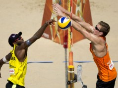 Beach Volleybal getty