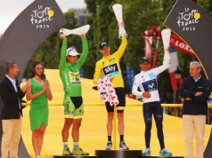 Tour de France 2015 Chris Froome winnaar Getty