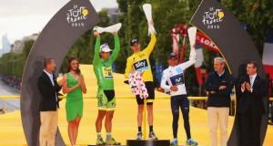 Tour de France 2015 Chris Froome winnaar Getty