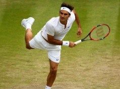 Roger federer Wimbledon getty