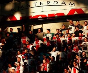 Ajax Europa League voetbal wedden Getty