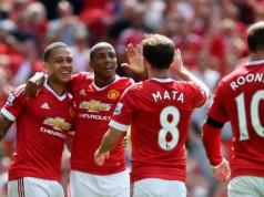 Manchester United vs Club brugge Champions League getty