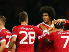manchester united - club brugge champions league getty