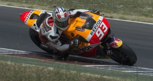 Marc Marquez van pole Motogp van Tsjechië getty