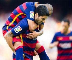 Champions league FC Barcelona Getty
