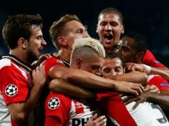 CSKA Moskou - PSV zonder Luuk de Jong getty
