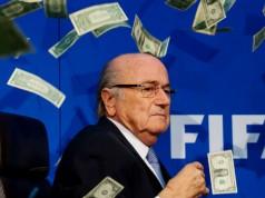 Voorzitter FIFA verkiezingen Sepp Blatter Getty