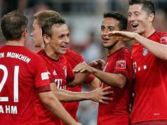 live stream voetbal Bayern München - Borussia Dortmund Getty