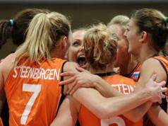 Nederland zilver op EK Volleybal 2015 finale vi