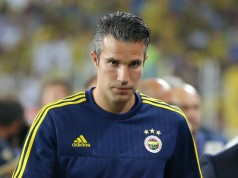 Robin van Persie transfer Getty