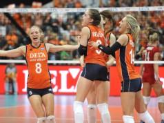 EK volleybal 2015 Oranje in de halve finale vi images
