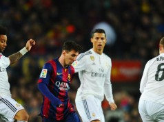 El Clasico Primera Division Real Madrid - FC Barcelona getty