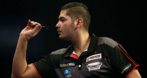 Jelle Klaasen wedden Premier League Darts getty