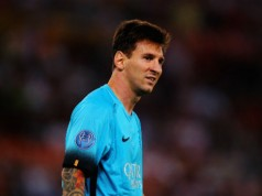 Lionel Messi Real Madrid - FC Barcelona Getty