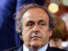 Platini niet op de FIFA lijst getty