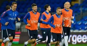 Oefeninterland Ierland - Nederland EK voetbal 2016 Getty
