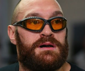 Tyson Fury Boksen gokken bookmakers | Getty