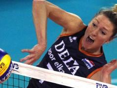 OKT Volleybal Nederland - Kroatië: Oranje vrouwen Getty