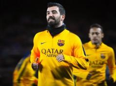Arda Turan FC Barcelona - Atletico Madrid live stream Getty