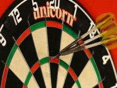 World Cup darts finales wedden Getty