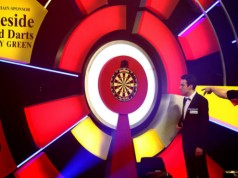 Glen Durrant -Danny Noppert Lakeside 2017 finale Getty