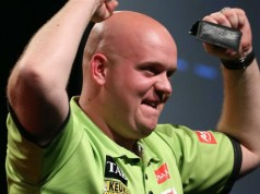 Players Championship Finals 2016 Michael van Gerwen darts Getty